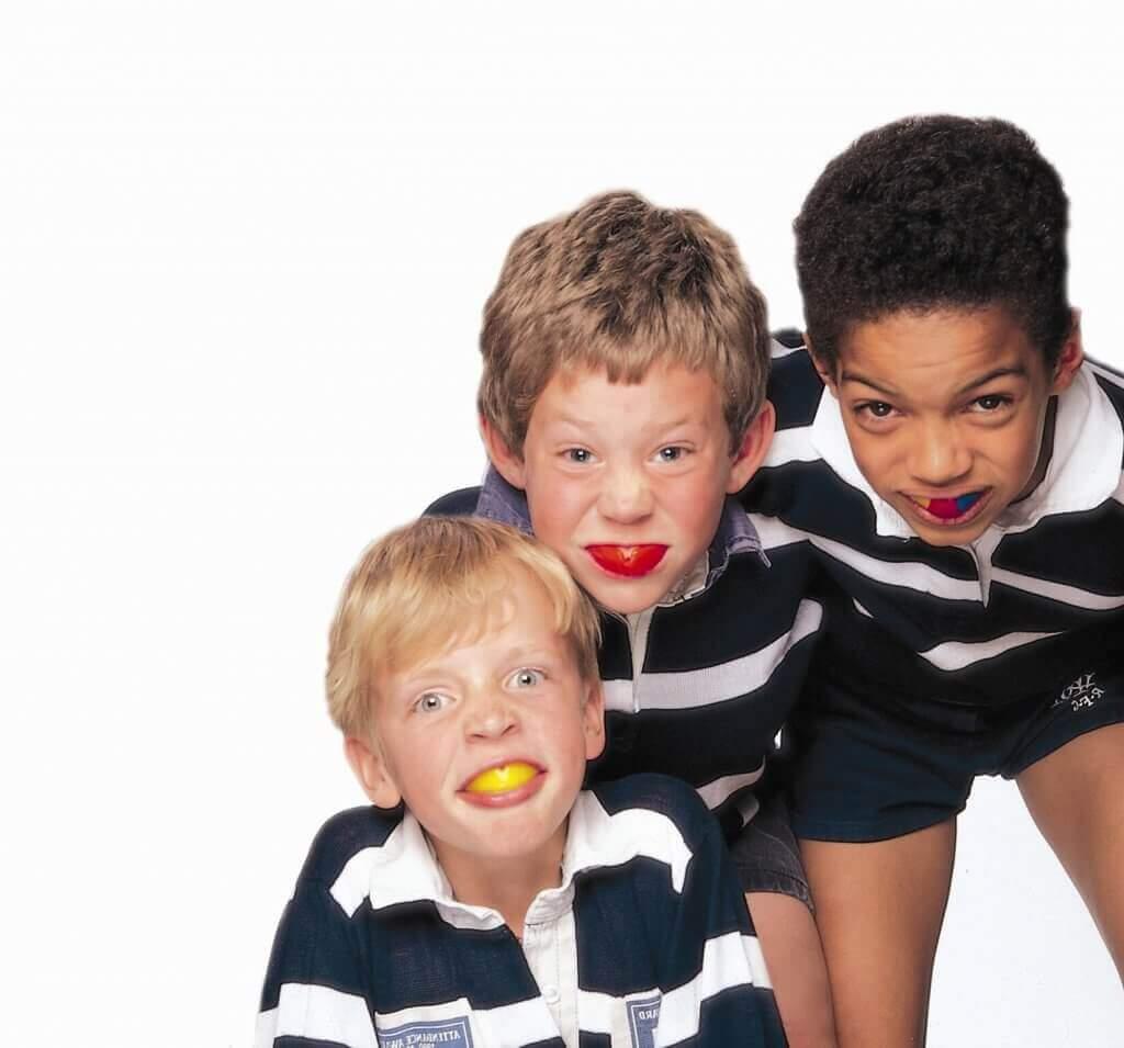 custom-made mouthguards, sports mouthguards